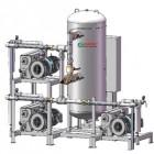 油润旋片式真空系统(三泵)
