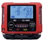 GX-2009日本理研四合一气体检测仪,铭科科技总代理